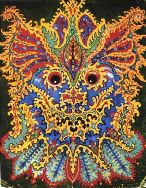 Untitled - Louis Wain