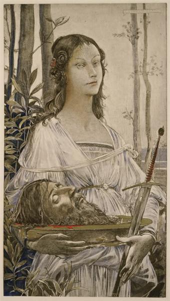 Judith, 1899 - Люк-Олів'є Мерсон
