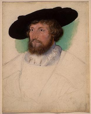 Christian II of Denmark and Norway, c.1523 - Lucas Cranach der Ältere