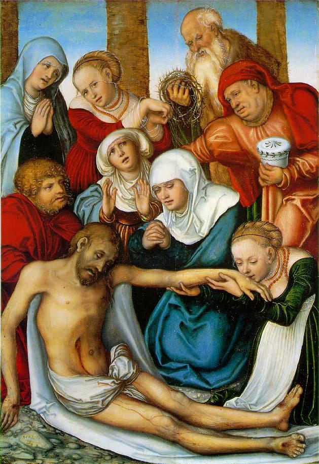 Cranach The Elder Lucas Lucas Cranach The Elder