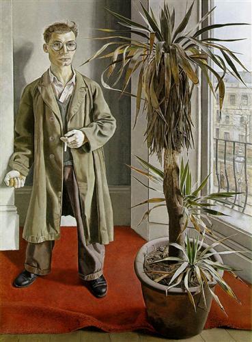 Interior at Paddington - Lucian Freud