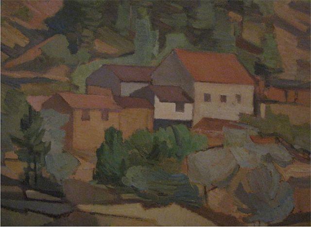 Landscape - Luis Dourdil