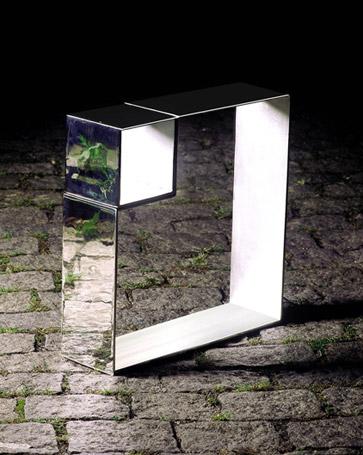 Sculpture KV256, 1998 - Лигия Пэйп
