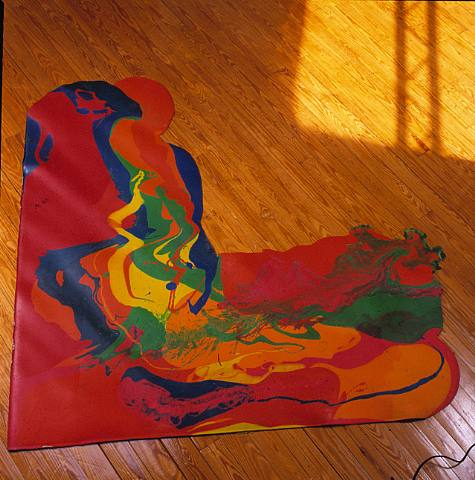 Corner Piece, 1969 - Lynda Benglis