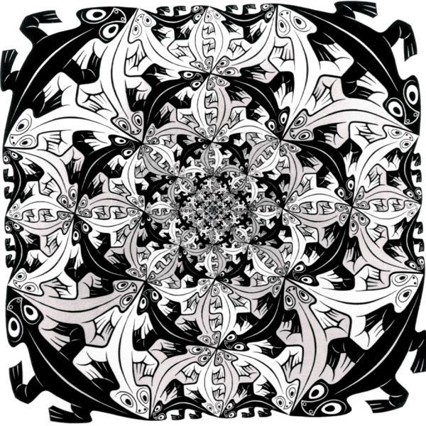 Smaller And Smaller - Escher M.C.