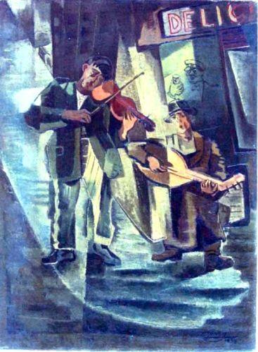 Serenade, 1934 - М. Х. Максі