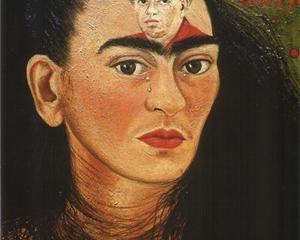 Diego and I - Frida Kahlo