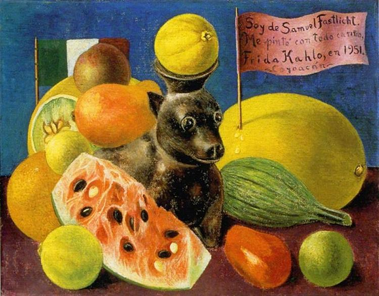 Still Life, 1951 - Frida Kahlo