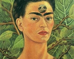 Thinking About Death - Frida Kahlo