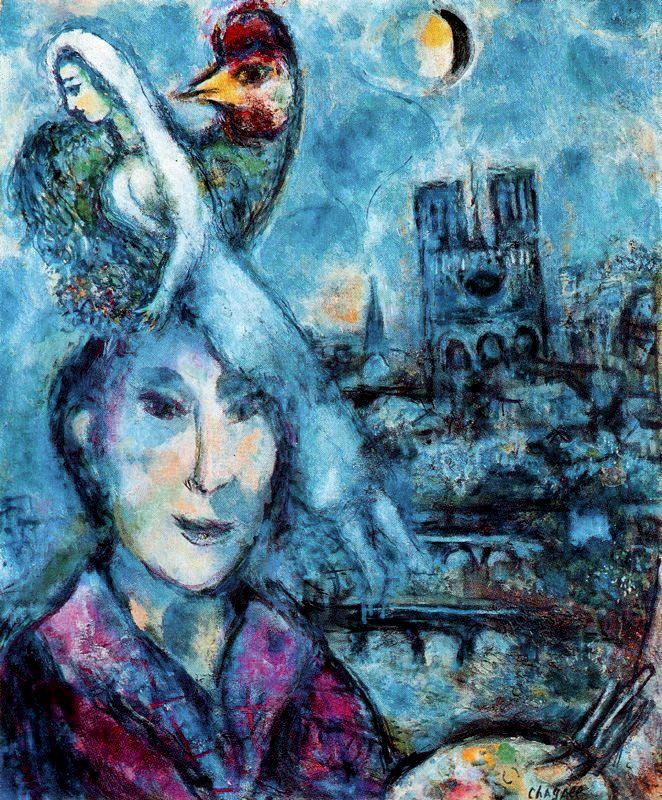 Marc Chagall - Info bij persoon met afbeeldingen, news ... Chagall Afbeeldingen