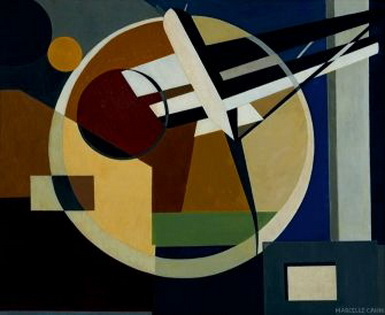 Avion - Forme aviatique, 1930 - Marcelle Cahn