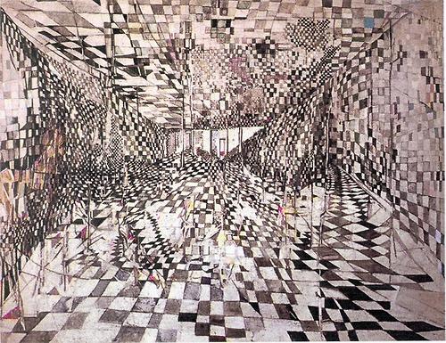Enigma, 1947 - Maria Helena Vieira da Silva