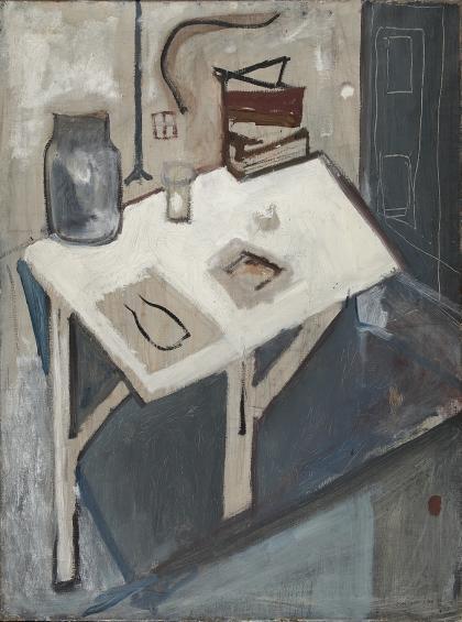Still Life Blue, 1932 - Maria Helena Vieira da Silva