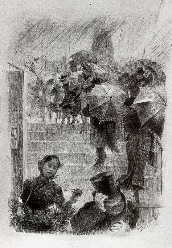 The Umbrellas