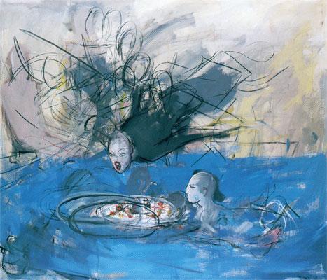 Maspalomas, 1989 - Mario Comensoli