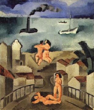 Lisbon, 1931 - Mario Eloy