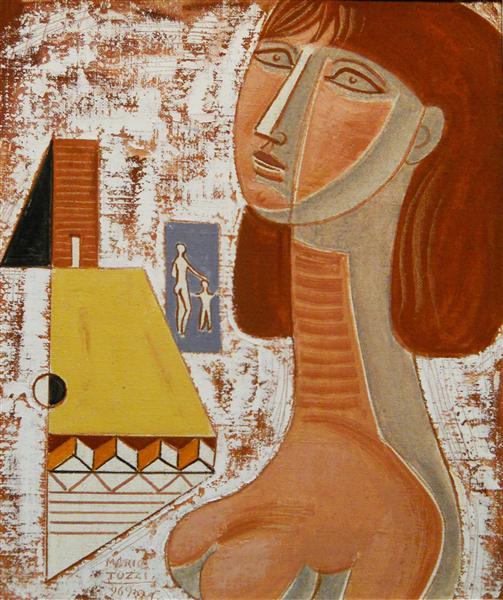 Stupore Materno, 1969 - Mario Tozzi