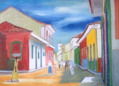 Rua de Parati, 1964 - Маріо Заніні