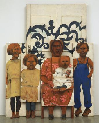 The Family, 1962 - Marisol Escobar