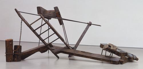 Ladderpiece, 1962 - Mark di Suvero