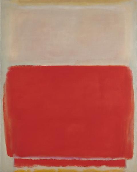 No. 3, 1953 - Mark Rothko