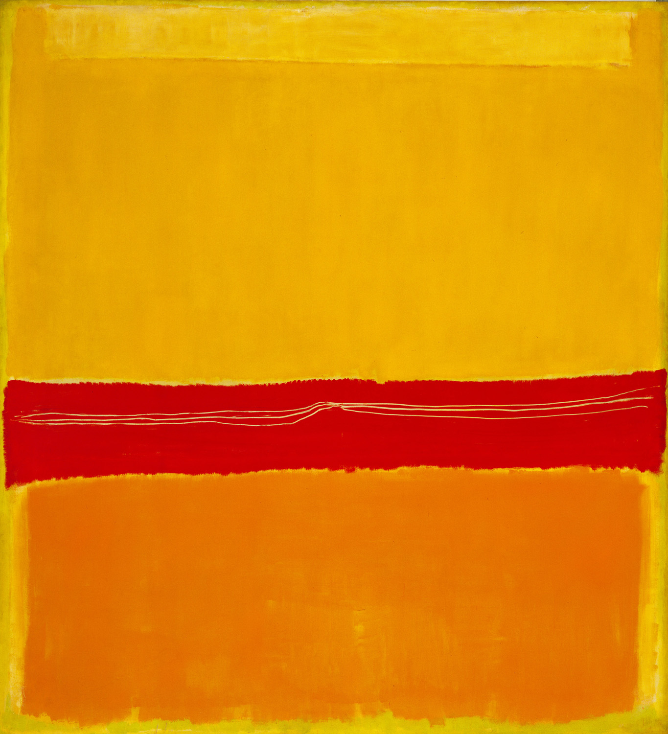 Abstract Painting Red 1952 Ad Reinhardt Wikiart Org