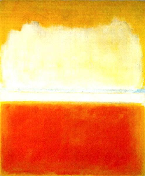 No.8, 1952 - Mark Rothko