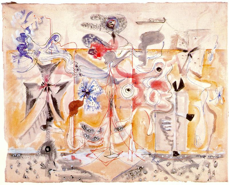Untitled, 1945
