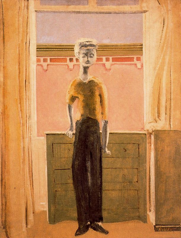 Portrait (Untitled), 1939