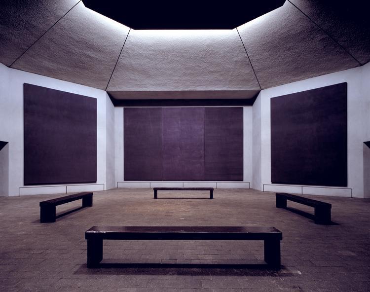 Rothko Chapel - Mark Rothko