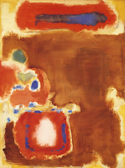 Untitled, 1947 - Mark Rothko