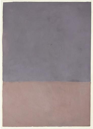 Без назви (Сірий і рожево-бузковий), 1969 - Марк Ротко