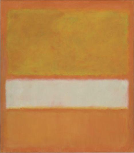 Untitled (No. 11), 1957 - Mark Rothko