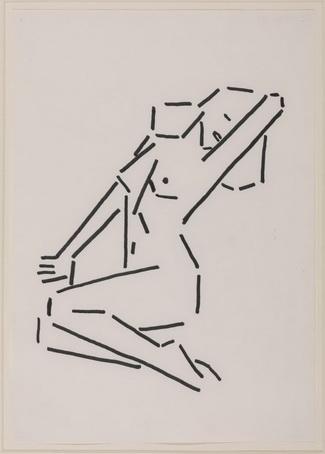 Lisi, 1979 - Markus Raetz