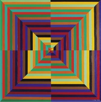 Désintégration, 1971 - Martha Boto