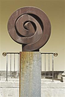 Espiral (Canary Parlament, Santa Cruz de Tenerife) - Martin Chirino