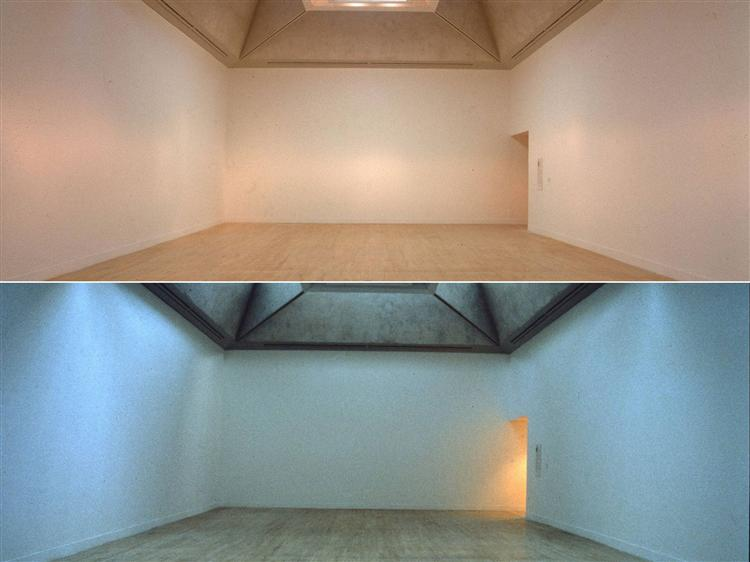 Work No. 227 (The lights going on and off), 2001 - Martin Creed