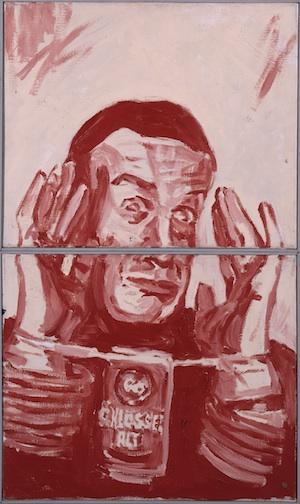 Alcohol Torture, 1981 - Martin Kippenberger