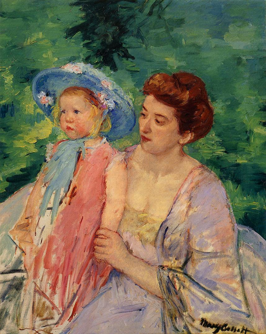 the life and works of mary cassatt Mary cassatt was born on may 22, 1844 in allegheny city, pennsylvania, which   as a versatile artist, cassatt's earlier works were paintings done primarily in  oils,  mary cassatt lived most of her life in paris, with occasional return visits to  the.