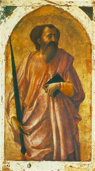 St. Paul - Masaccio
