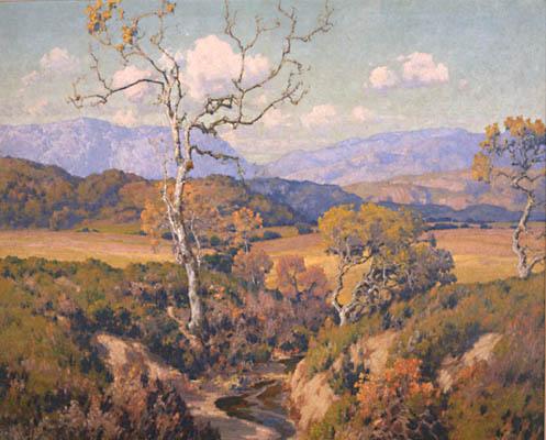 Autumn Tints, 1919 - Maurice Braun
