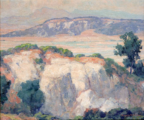 Torrey Pines, 1930 - Maurice Braun