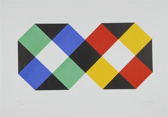 Untitled, 1967 - Max Bill