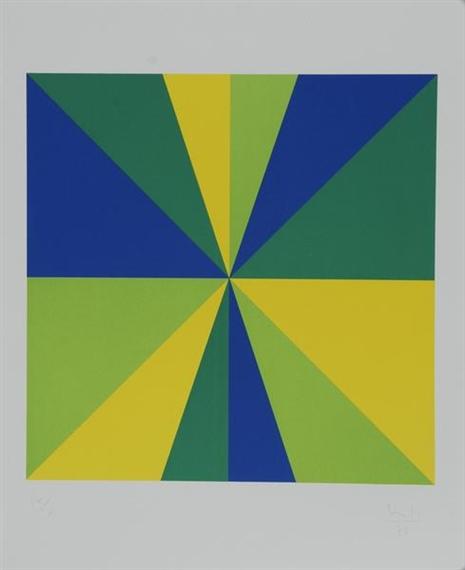 Untitled, 1973 - Макс Билл
