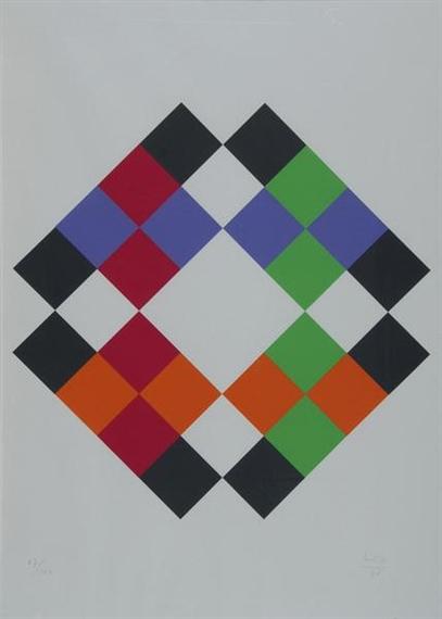 Untitled, 1978 - Max Bill