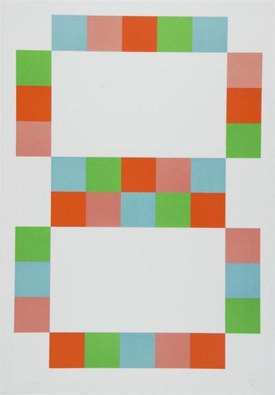 Untitled, 1983 - Max Bill