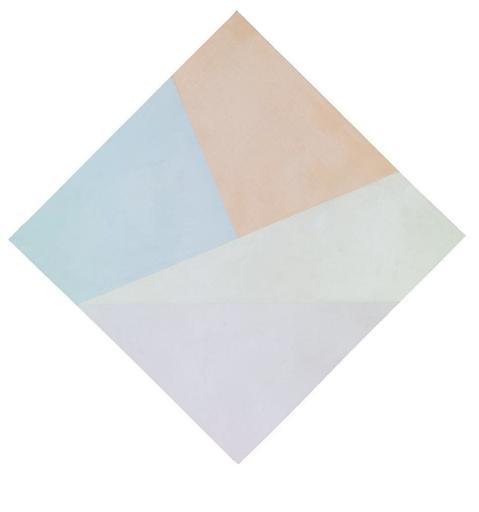 Viertelung eines quadrates, 1959 - Max Bill