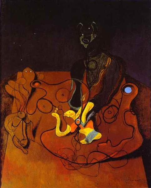A Night of Love, 1927 - Max Ernst