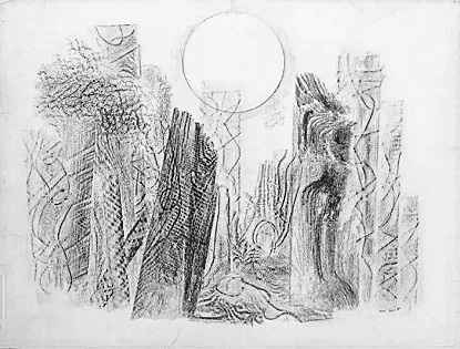 Petrified Forest, 1929 - Max Ernst