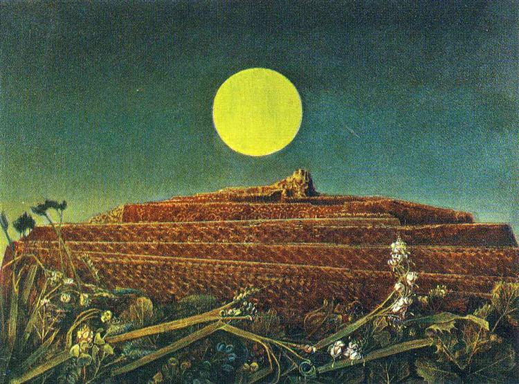 The Entire City, 1935 - 1936 - Max Ernst